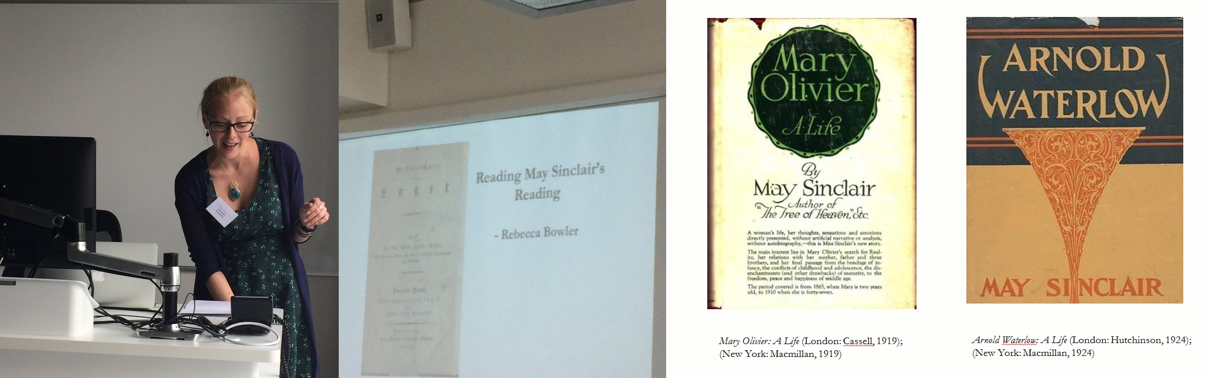 Reading Sinclair's Reading banner